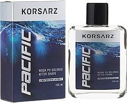 "Parfumuri și produse cosmetice Loțiune după ras ""Pacific"" - Pharma CF Korsarz After Shave Lotion"