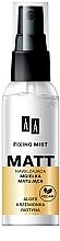 Parfumuri și produse cosmetice Fixator matifiant de față - AA Matt Fixing Mist