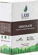 """Parfumuri și produse cosmetice Săpun natural """"Ciocolată și miere"""" - Lass Naturals Chocolate & Honey Soap"""