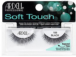 Parfumuri și produse cosmetice Extensii gene - Ardell Soft Touch Eye Lashes Black 156