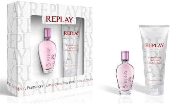 Replay Jeans Original for Her - Set (edt 20ml + b/l 100ml) — Imagine N1