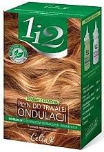 Parfumuri și produse cosmetice Soluție pentru ondulare chimică - Celia Permanent Liquid Herbal With Keratin