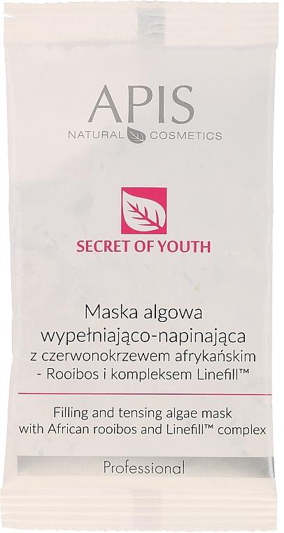 """Mască de față """"Secretele tinereții """" - APIS Professional Secret Of Youth Face Mask"""