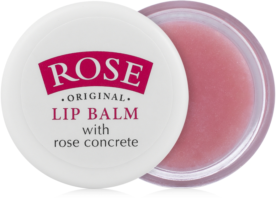 Balsam de buze - Bulgarian Rose Rose Lip Balm