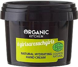 Parfumuri și produse cosmetice Cremă hidratantă pentru mâini - Organic Shop Organic Kitchen Moisturizing Hand Cream