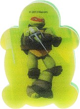 """Parfumuri și produse cosmetice Burete de baie pentru copii """"Țestoasele Ninja"""" Michelangelo 4 - Suavipiel Turtles Bath Sponge"""