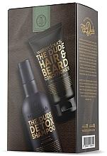 Parfumuri și produse cosmetice Set - Waterclouds The Dude Wash Kit (shm/250ml +h/beart/cond/150ml)