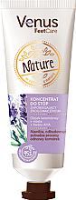 Parfumuri și produse cosmetice Concentrat de prevenire a calusului - Venus Nature Foot