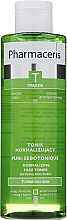 Parfumuri și produse cosmetice Tonic normalizator - Pharmaceris T Puri-Sebotonique Normalizing Toner
