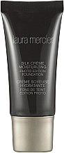 Parfumuri și produse cosmetice Primer pentru față - Laura Mercier Silk Creme Moisturizing Photo Edition Foundation