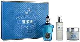 Parfumuri și produse cosmetice Xerjoff Mefisto Gentiluomo - Set (edp/100ml + deo/100ml + shave/cr/200ml)