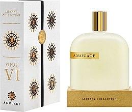 Parfumuri și produse cosmetice Amouage The Library Collection Opus VI - Apă de parfum