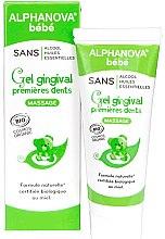 Parfumuri și produse cosmetice Gel pentru masajul gingiilor - Alphanova Bebe Gel Gingival Premieres Dents