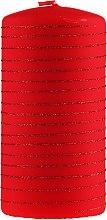 Parfumuri și produse cosmetice Lumânare aromată, roșie, 7x10 cm - Artman Candle Andalo