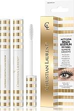 Parfumuri și produse cosmetice Сыворотка-основа для ресниц - Eveline Cosmetics Supreme Growth Lash Serum