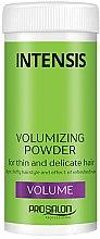 Parfumuri și produse cosmetice Pudră pentru păr - Prosalon Intensis Volumizing Powder