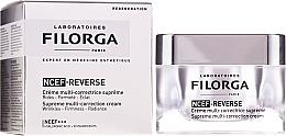 Parfumuri și produse cosmetice Fluid pentru față - Filorga NCTF-Reverse Supreme Regenerating Cream