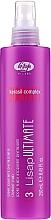 Parfumuri și produse cosmetice Fluid pentru păr - Lisap Milano Lisap Ultimate 3 Straight Fluid Spray