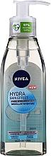 Parfumuri și produse cosmetice Gel micelar de spălare - Nivea Hydra Skin Effect Micellar Wash Gel