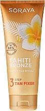 Parfumuri și produse cosmetice Loțiune pentru fixarea bronzului - Soraya Tahiti Bronze 3 Step Tan Fixer