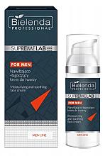 Parfumuri și produse cosmetice Cremă hidratantă și calmantă pentru față - Bielenda Professional SupremeLab For Men