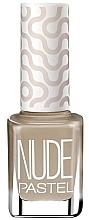 Parfumuri și produse cosmetice Lac de unghii - Pastel Nude Nail Polish