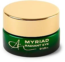 Parfumuri și produse cosmetice Cremă regenerantă pentru zona ochilor - Ambasz Myriad Radiant Eye