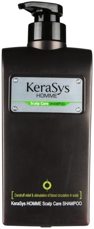 Șampon-tratament pentru scalp - KeraSys Hair Balancing Shampoo