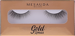 Духи, Парфюмерия, косметика Gene false - Mesauda Milano Gold Xmas Instant Glam False Eyelashes 204