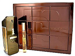 Parfumuri și produse cosmetice Paco Rabanne 1 Million Prive - Set (edp/100ml + edp/10ml)