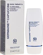 Parfumuri și produse cosmetice Cremă de față - Germaine de Capuccini Excel Therapy O2 UV Urban Shield SPF50