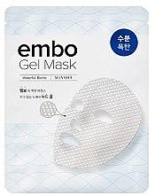 Parfumuri și produse cosmetice Cremă hidratantă de faţă - Missha Embo Gel Mask Waterful-Bomb