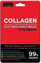 Parfumuri și produse cosmetice Patch-uri sub ochi - Beauty Face IST Cell Rebuilding Eye Patch Marine Collagen