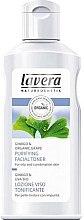 Parfumuri și produse cosmetice Tonic matifiant pentru față - Lavera Purifying Facial Toner