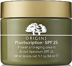 Parfumuri și produse cosmetice Cremă anti-îmbătrânire pentru față - Origins Plantscription SPF25 Power Anti-Aging Cream