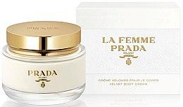 Parfumuri și produse cosmetice Prada La Femme Prada Velvet Body Cream - Cremă de corp