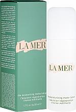 Parfumuri și produse cosmetice Loțiune hidratantă cu efect matifiant pentru față - La Mer Moisturizing Matte Lotion