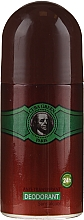 Parfumuri și produse cosmetice Cuba Green Deodorant - Deodorant roll-on