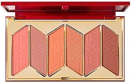 Parfumuri și produse cosmetice Paletă fard de obraz - Pur X Barbie Malibu Blush Signature 6-Piece Blush Palette