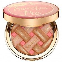 Parfumuri și produse cosmetice Bronzer - Bronzer Too Faced Sweetie Pie Radiant Matte Bronzer