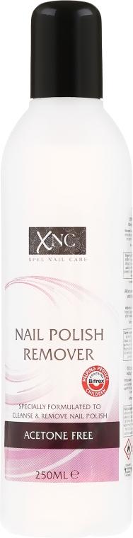 Dizolvant pentru lac de unghii - Xpel Marketing Ltd Xnc Nail Polish Remover Acetone Free