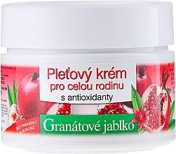Parfumuri și produse cosmetice Cremă de față - Bione Cosmetics Pomegranate Facial Cream For The Whole Family With Antiox