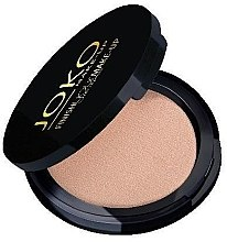 Parfumuri și produse cosmetice Pudră compactă - Joko Finish Your Make Up Compact Powder