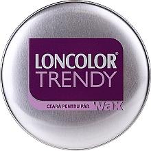 Parfumuri și produse cosmetice Ceară pentru păr  - Loncolor Trendy Wax