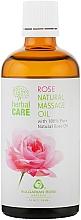 "Parfumuri și produse cosmetice Ulei de masaj ""Trandafir"" - Bulgarian Rose Herbal Care"