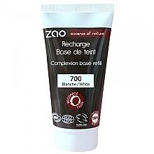 Parfumuri și produse cosmetice Bază ușoară de machiaj - Zao Base Makeup (rezervă)