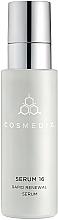 Parfumuri și produse cosmetice Ser de reînnoire rapidă cu LG retinex (16%) - Cosmedix Serum 16 Rapid Renewal Serum