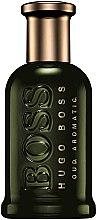 Parfumuri și produse cosmetice Hugo Boss Boss Bottled Oud Aromatic - Apă de toaletă