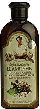 Parfumuri și produse cosmetice Șampon cu efect de tonifiere - Reţete bunicii Agafia