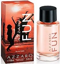 Parfumuri și produse cosmetice Azzaro Fun - Apă de toaletă